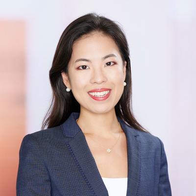 Professional Cropped Choi Michelle Mintz