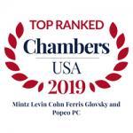 Chambers USA 2019 - Medium Size